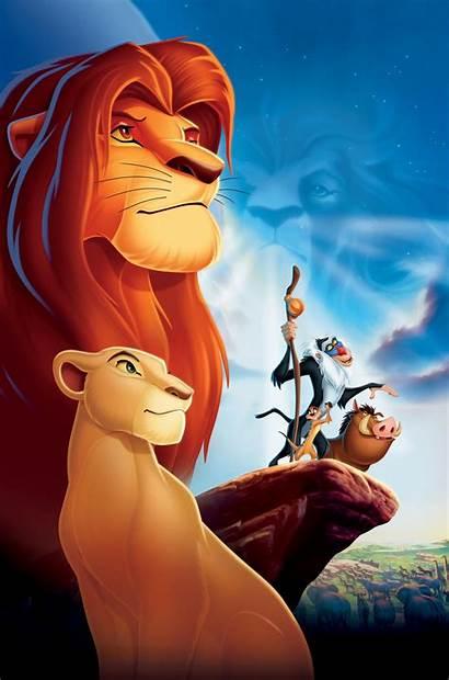 Disney Lion Simba King Nala Rafiki Company