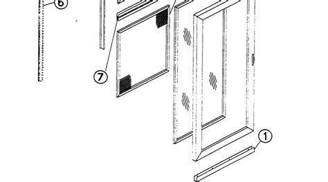 larson door parts sweet larson door parts expander door handle larson