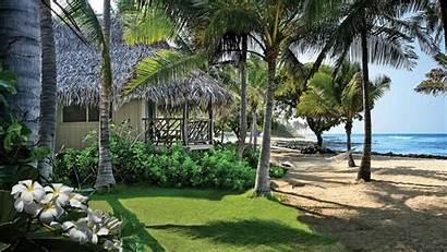 Kona Village Resort Tsunami Reopen Bungalows Hawaii