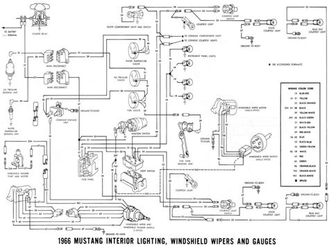 1967 ford mustang alternator regulator wiring wiring
