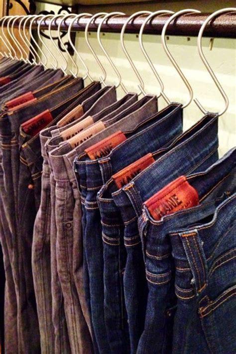 25+ Best Ideas About Pants Organization On Pinterest