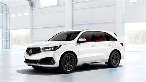2020 Acura Mdx Aspec by 2019 Acura Mdx A Spec Debuts Sportier Threads In New York