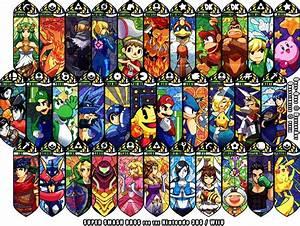 Super Smash Bros 4 Meet All The Competitors So Far Gameranx
