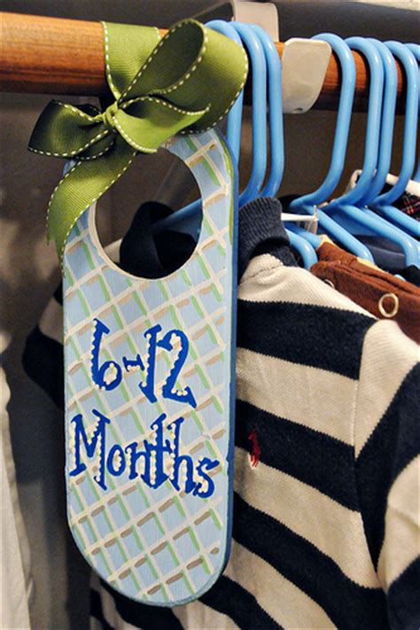 baby closet dividers 10 handmade baby shower gift ideas how to nest for less
