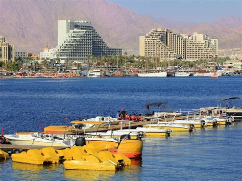 Eilat's Top Attractions, Museums, Shopping And Restaurants