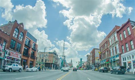 nashville downtown tennessee historic streets skyline playlistproperties