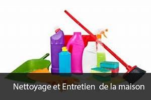 Entretien De La Maison : nettoyage et entretien de la maison ~ Nature-et-papiers.com Idées de Décoration