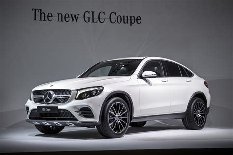 Gallery The Mercedesbenz Glc Coupe In New York