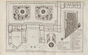 Plan Détaillé Des Jardins De Versailles by File Pierre Lepautre Les Plans Profils Et Elevations