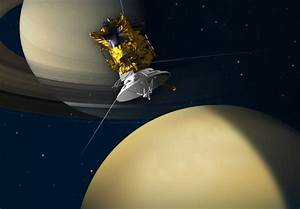 Cassini spacecraft data suggests hydrothermal activity ...