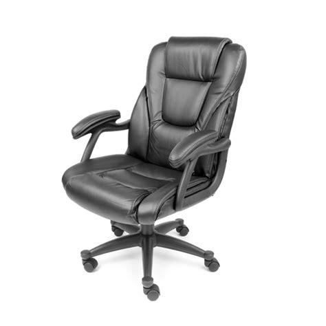 chaise de bureau confort choisir une chaise de bureau en cuir