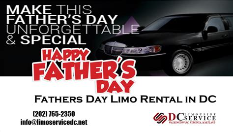 Rent A Limo For A Day by Fathers Day Limo Rental In Dc By Limoservicedcnet1 On