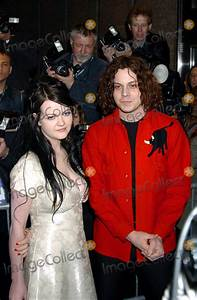 Photos and Pictures - Meg White and Jack White at the ...