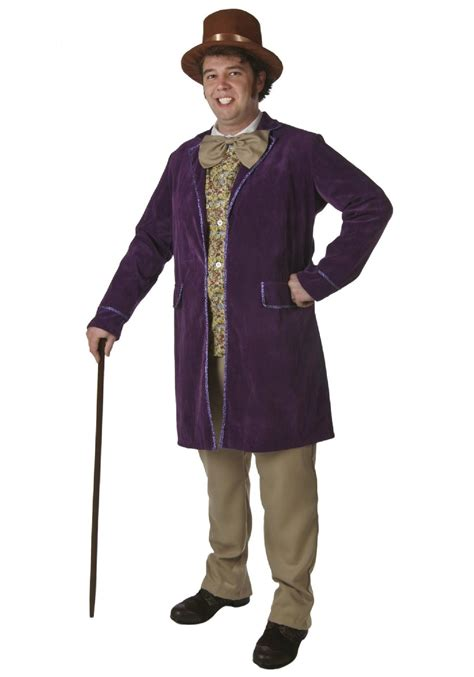 Willy Wonka Halloween Costumes For Kids And Adults