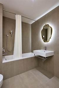 l39eclairage salle de bains led conseils et idees With conseil eclairage miroir salle de bain