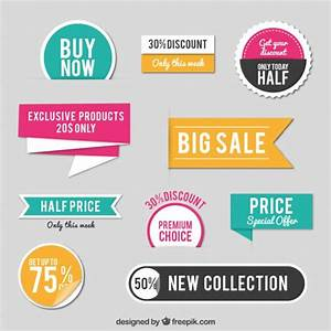 Labels Vectors, Photos and PSD files | Free Download