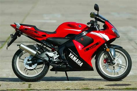 Yamaha Tzr50 (20032004) Review Mcn
