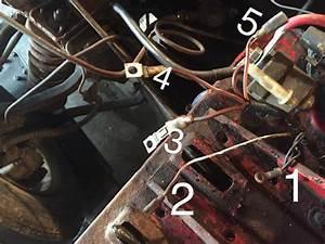 Ignition Coil    Starter Solenoid Wiring   Spitfire  U0026 Gt6