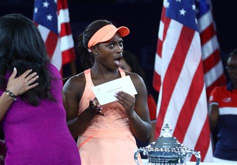 sloane stephens freaking out us open winnings is the most hilarious relatable thing