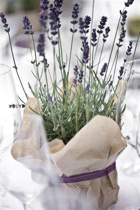 Tischdeko Mit Lavendel by Lavendel Hochzeitsdeko Suche Tischdeko