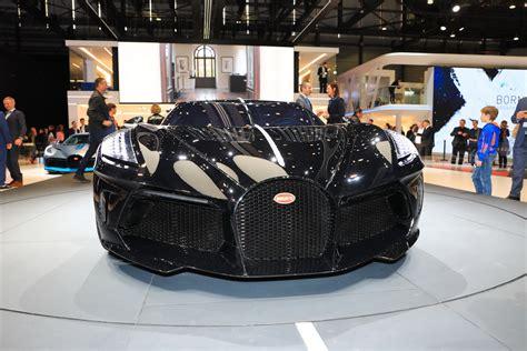 Million bugatti la voiture noire: Bugatti La Voiture Noire Is The World's Most Expensive New Car At €16.7 Million | Carscoops