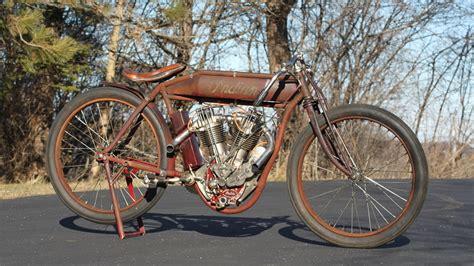 1915 Indian Twin Board Track Racer F193 Las Vegas