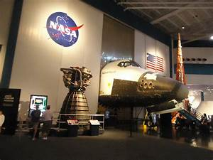 Visiting NASA Space Center in Houston, Texas - Series & TV