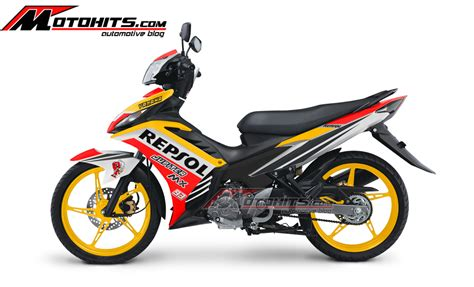 Variasi Jupiter Mx 135 by Modifikasijupiterz 2016 Modifikasi Jupiter Mx 135 Images