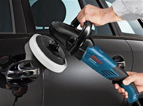 bosch car polishing machine emploi entretien batiment