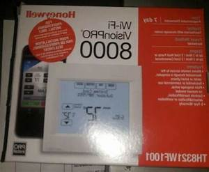 New Honeywell Wifi Vision Pro 8000 Th8321wf1001 Programmable