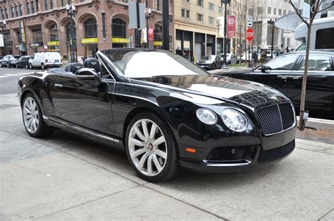 2013 Bentley Continental Gtc V8 Stock # R308a For Sale