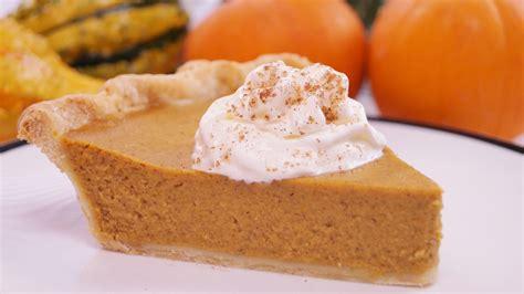 pumpkin pie recipe pumpkin pie dishin with di cooking show recipes cooking videos