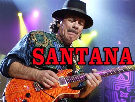 The Smooth Guitar Style Of Carlos Santana...