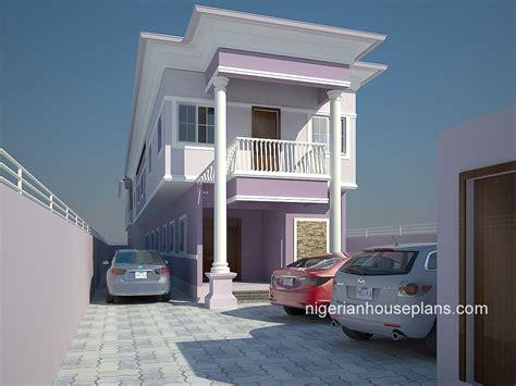 2 Bedrooms Archives - NigerianHousePlans