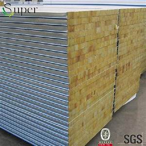 Panneaux Sandwich Pas Cher : pas cher panneaux isolants prix laine de roche panneau ~ Melissatoandfro.com Idées de Décoration