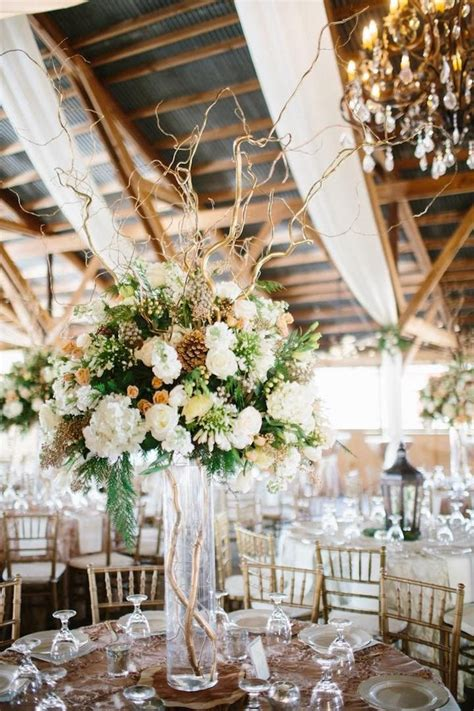 Rustic Barn Wedding With Elegance Wedding Reception