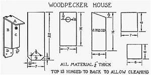 Woodwork Birdhouse Plans Build PDF Plans