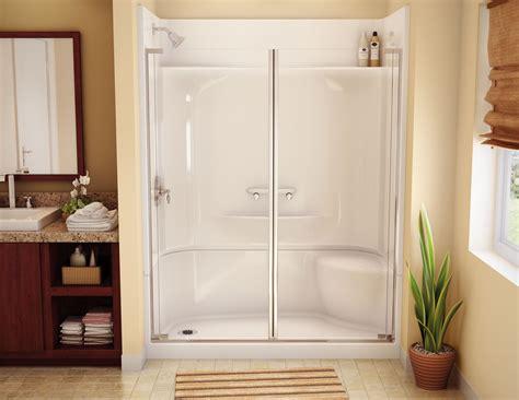 piece shower stall