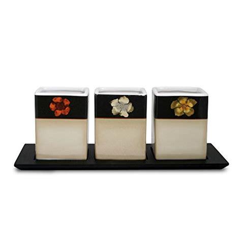 flatware tray pfaltzgraff caddy poppies painted everyday wood ceramic piece caddies