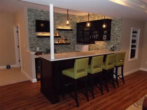 bar designs for basement modern basement bar ideas 10 inspiration enhancedhomes org
