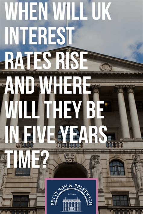 uk interest rates rise        years time real estate