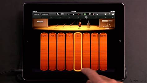 Garage 27 Band by Tutorial How To Play The Smart Strings In Garageband