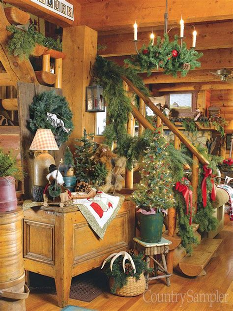 11 best lodge style christmas decorating images on