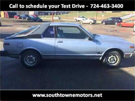 Datsun 310 Gx For Sale by 1980 Datsun 310 Used Cars Pittsburgh Pa