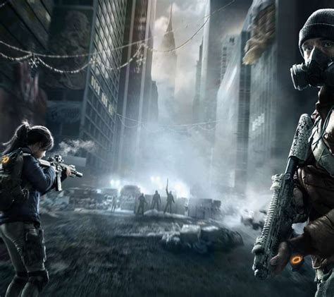 The Division Background Tom Clancy S The Division Wallpapers Or Desktop Backgrounds