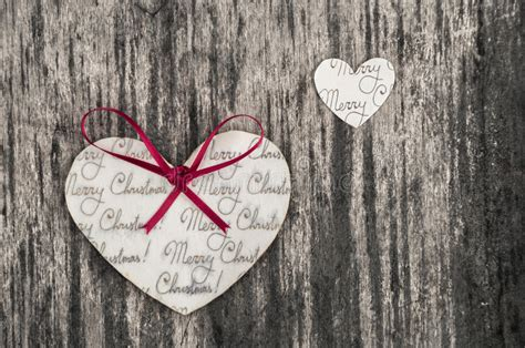 Christmas Decorations With Hearts