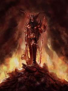 Allwenn Devil by charro-art on DeviantArt