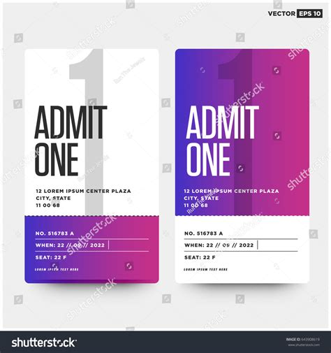 admit one ticket template admit one template portablegasgrillweber