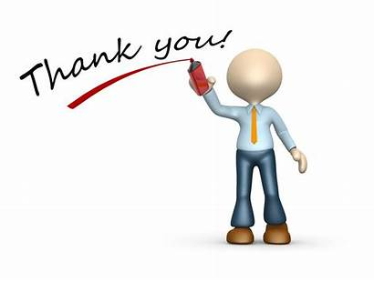 Thank 3d Person Text Sign Referrals Clipart