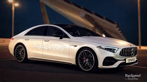 2019 Mercedesbenz Cls Review  Gallery  Top Speed